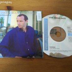 CDs de Música: CD SINGLE JOSE MANUEL SOTO . Lote 187372488