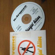 CDs de Música: CD MUSICA SINGLE PROMOCIONAL - TRANCE. Lote 187375452