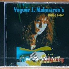 CDs de Musique: YNGWIE J. MALMSTEEN'S RISING FORCE - ODYSSEY - 835 451-2 PRECINTADO. Lote 187378648