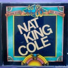 CDs de Música: NAT KING COLE - LOS 60 DE LOS 60 - EN ESPAÑOL. Lote 187380257