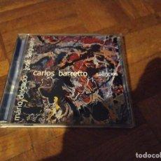 CDs de Música: CARLOS BARRETTO SILENCIOS MARIO DELGADO JOSE SALGUERO. Lote 187390121