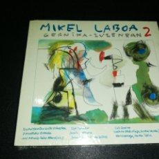 CDs de Música: MIKEL LABOA, GERNIKA - ZUZENEAN 2. Lote 187396008