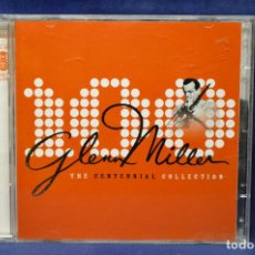 CDs de Música: GLENN MILLER - THE CENTENNIAL COLLECTION - 2 CD. Lote 187417548