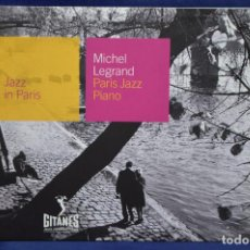CDs de Música: MICHEL LEGRAND - PARIS JAZZ PIANO - CD. Lote 187420480
