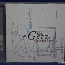 CDs de Música: STAN GETZ - GETZ FOR LOVERS - CD. Lote 187421460
