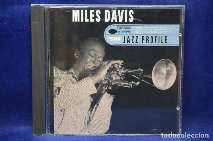 MILES DAVIS - JAZZ PROFILE: MILES DAVIS - CD (Música - CD's Jazz, Blues, Soul y Gospel)