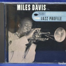 CDs de Música: MILES DAVIS - JAZZ PROFILE: MILES DAVIS - CD. Lote 187427363