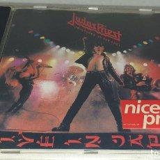 CDs de Música: CD JUDAS PRIEST LIVE IN JAPAN. Lote 187442128