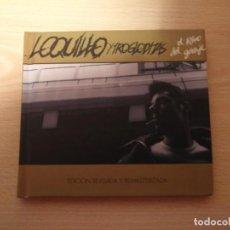 CDs de Música: LOQUILLO CD LIBRO RITMO GARAJE 38 PAGINAS DRO 2001 EDICION REVISADA Y REMASTERIZADA 22 TEMAS. Lote 187452418