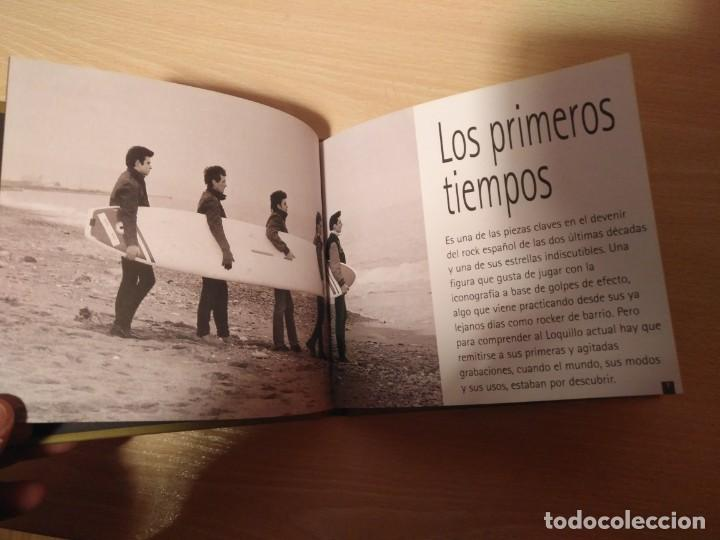 CDs de Música: LOQUILLO CD LIBRO RITMO GARAJE 38 PAGINAS DRO 2001 EDICION REVISADA Y REMASTERIZADA 22 TEMAS - Foto 2 - 187452418