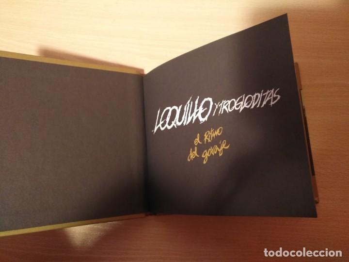 CDs de Música: LOQUILLO CD LIBRO RITMO GARAJE 38 PAGINAS DRO 2001 EDICION REVISADA Y REMASTERIZADA 22 TEMAS - Foto 3 - 187452418
