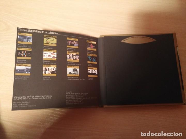 CDs de Música: LOQUILLO CD LIBRO RITMO GARAJE 38 PAGINAS DRO 2001 EDICION REVISADA Y REMASTERIZADA 22 TEMAS - Foto 4 - 187452418