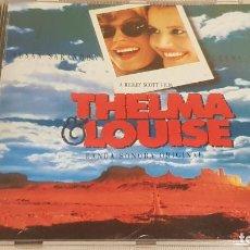 CDs de Música: B.S.O. / THELMA & LOUISE / CD - MCA RECORDS-1991 / 11 TEMAS / CALIDAD LUJO.. Lote 187454796