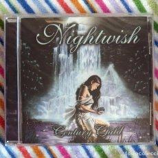 CDs de Música: NIGHTWISH - CENTURY CHILD CD NUEVO Y PRECINTADO - SYMPHONIC METAL HEAVY METAL. Lote 187460957