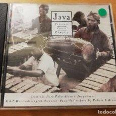 CDs de Música: JAVA. JAVANESE COURT GAMELAN (CD). Lote 187486932