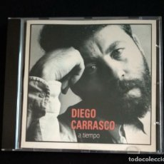 CDs de Música: CD 1991 DIEGO CARRASCO A TIEMPO. Lote 187487046