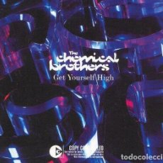 CDs de Música: CHEMICAL BROTHERS - GET YOUR SELF HIGH. Lote 187508733
