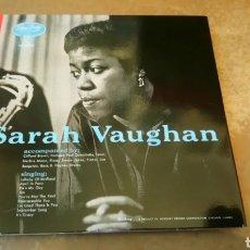 CDs de Música: SARAH VAUGHAN–SARAH VAUGHAN . CD DIGIPACK VERVE EDICIÓN LUJO. PERFECTO ESTADO. Lote 187508861