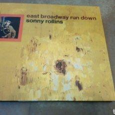 CDs de Música: SONNY ROLLINS EAST BROADWAY. CD DIGIPACK EDICIÓN DE LUJO. PERFECTO ESTADO. JAZZ. Lote 187509191