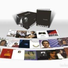 CDs de Música: SERRAT – DISCOGRAFIA – CAJA CD – CASTELLANO (20 CDS) - PRECINTADA - A ESTRENAR. . Lote 187509376