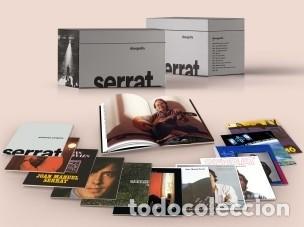 SERRAT – DISCOGRAFIA – CAJA CD – CATALAN (12 CDS) - PRECINTADA - A ESTRENAR. (Música - CD's Pop)