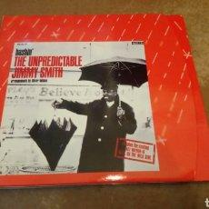 CDs de Música: JIMMY SMITH–BASHIN' - THE UNPREDICTABLE JIMMY SMITH . CD DIGIPACK PERFECTO ESTADO. JAZZ. Lote 187514001