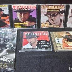 CDs de Música: LOTE CD´S EL BARRIO BUEN ESTADO. Lote 187520766