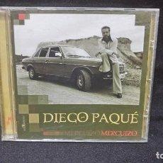 CDs de Música: DIEGO PAQUE - MERCUIZO BUEN ESTADO. Lote 187521352