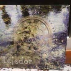 CDs de Música: TEJEDOR - TEXODORES DE SUEÑOS - CD DIGIPACK CON LIBRETO ASTURIAS PEPETO. Lote 187524773
