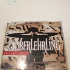 CDs de Música: G-VALRMA CD MUSICA ZAUBERLEHRLING TORQUATO TASSO . Lote 187541001
