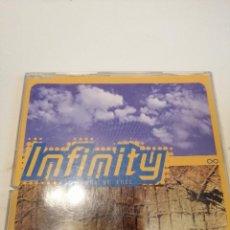 CDs de Música: G-VALRMA CD MUSICA INFINITY I WANNA BE FREE . Lote 187541041