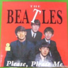 CDs de Música: THE BEATLES - BOX CON 6 CDS (1990) CON 96 CANCIONES. Lote 187544795