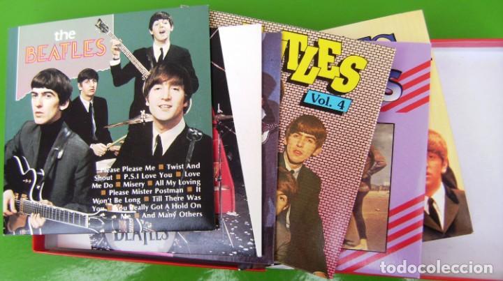 CDs de Música: The Beatles - Box con 6 CDs (1990) con 96 canciones - Foto 3 - 187544795