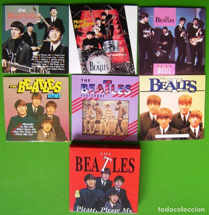 CDs de Música: The Beatles - Box con 6 CDs (1990) con 96 canciones - Foto 4 - 187544795
