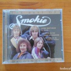 CDs de Música: CD THE BEST OF SMOKIE - ORIGINAL HITS (AQ). Lote 187586712