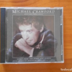 CDs de Música: CD MICHAEL CRAWFORD WITH THE LONDON SYMPHONY ORCHESTRA - SONGS FROM THE STAGE AND SCREEN (AZ). Lote 187589886