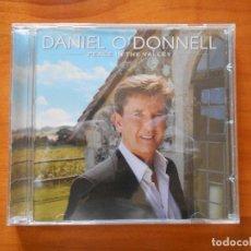 CDs de Música: CD DANIEL O'DONNELL - PEACE IN THE VALLEY (AZ). Lote 187590026