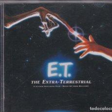 CDs de Música: JOHN WILLIAMS - E.T. THE EXTRA-TERRESTRIAL (SPECIAL EDITION) - CD . Lote 187590158