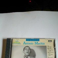 CDs de Música: CD,VIDA COTIDIANA Y CANCIONES, ANTONIO MACHIN. Lote 187593801