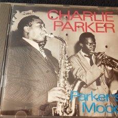 CDs de Música: CHARLIE PARKER..PARKER'S MOOD. Lote 187622780