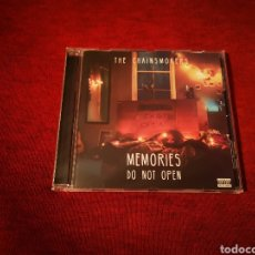 CDs de Música: CD THE CHAINSMOKERS MEMORIES DO NOT OPEN, COLDPLAY. Lote 187626533