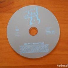 CDs de Música: CD NOW 74 - DISC 1 - SOLO DISCO 1 (SIN CAJA NI PORTADA) (CW). Lote 187869205
