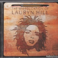 CDs de Música: THE MISEDUCATION OF LAURYN HILL. ( CD) DE 2010 RF-3553. Lote 187881141