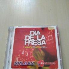 CDs de Música: DÍA DE LA FRESA. SPLASS X-KÁNDALO. Lote 188057652