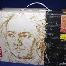 CDs de Música: LUDWIG VAN BEETHOVEN - COMPLETE BEETHOVEN EDITION, VOLUMES 1 TO 20 - 87 CD. Lote 188407271