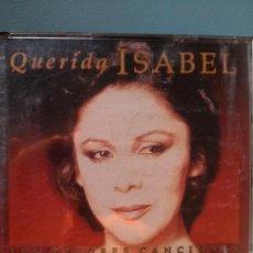 CDs de Música: ISABEL PANTOJA QUERIDA ISABEL - TUS MEJORES CANCIONES 3 CDS. Lote 188411726