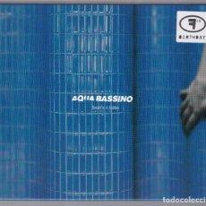 CDs de Musique: J - AQUA BASSINO - BEAT'S N BOBS. Lote 188455338