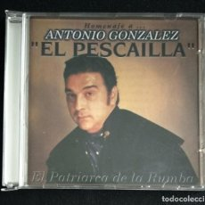 CDs de Música: CD FLAMENCO (20 TEMAS) HOMENAJE ANTONIO GONZÁLEZ EL PESCAÍLLA . Lote 188456665