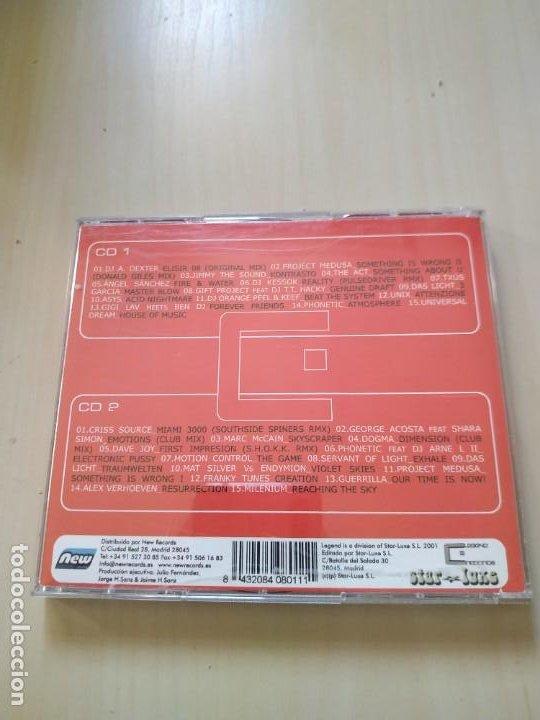 CDs de Música: Legend. 2 Cds. Recopilatorio - Foto 2 - 188460058