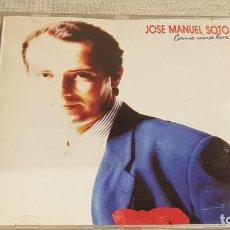 CDs de Música: JOSÉ MANUEL SOTO / COMO UNA LUZ / CD - EPIC-1989 / 10 TEMAS / CALIDAD LUJO.. Lote 188467665